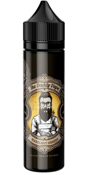 The Grandpa Vape by Be my Juice - Hazelnut Ice Cream Latte