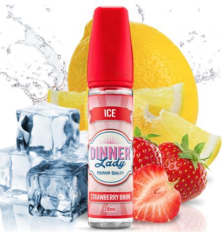 Dinner Lady ICE - Aroma Strawberry Bikini 20ml