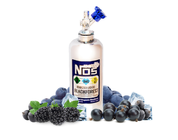 NOS - Black Forest 60ml
