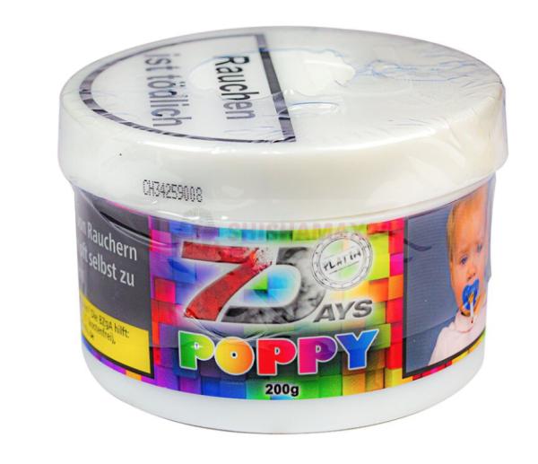 7 Days Platin - Poppy 200g