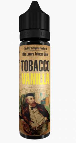 VoVan Liquid Tobacco Vanilla 50ml