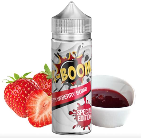 K-Boom - Aroma Strawberry Bomb 10ml