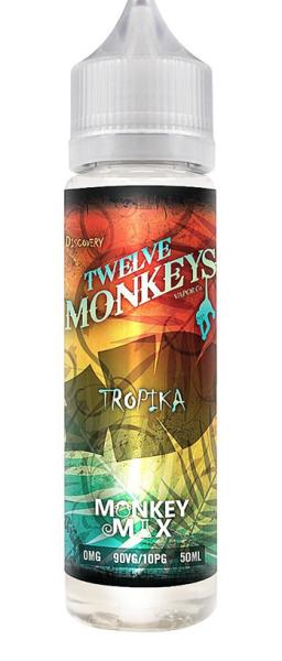 Twelve Monkeys - Liquid Tropika 50ml