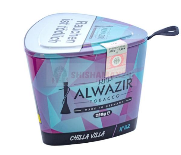 Al Wazir Tobacco - Chilla Villa 250g